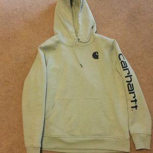 Women's Carhartt sweatshirt